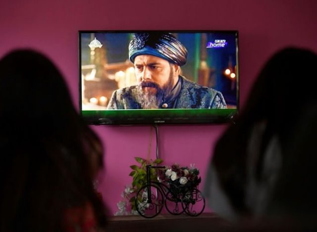 Turkish TV series knock audiences all over the world