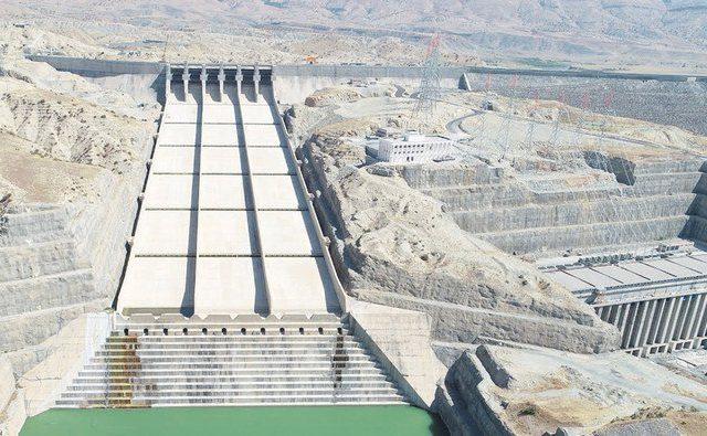 Ilısu Dam:  Development vs environment and neighbors'' rights