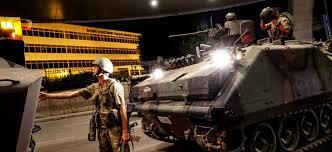 Coup rumors mar Eid el-Fitr  for Turkey