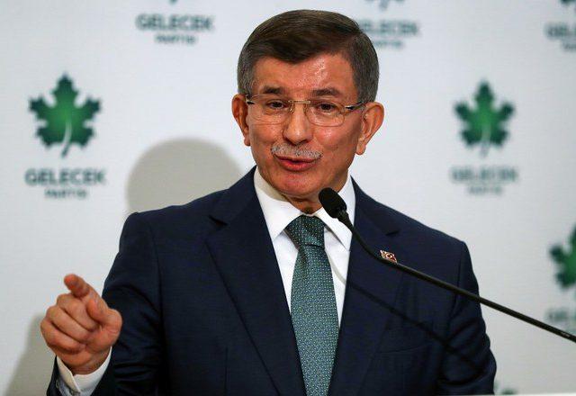 Erdogan's former ally Davutoglu prepares opposition alliances in Turkey