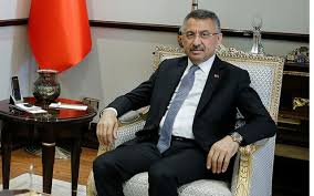 "Turkish VP: Cold War With China Is an ""Opportunity"" To Mend U.S.-Turkey Ties"