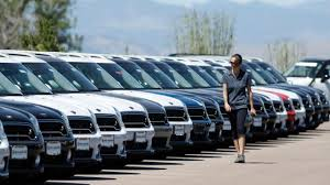 Car sales boom, thanks to negative real rates