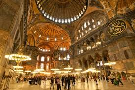 Conversion Of Hagia Sophia: Turks Don't Care One Way Or Other