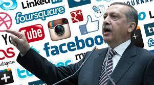 Erdogan promises crack-down on social media, opposition news channels silenced