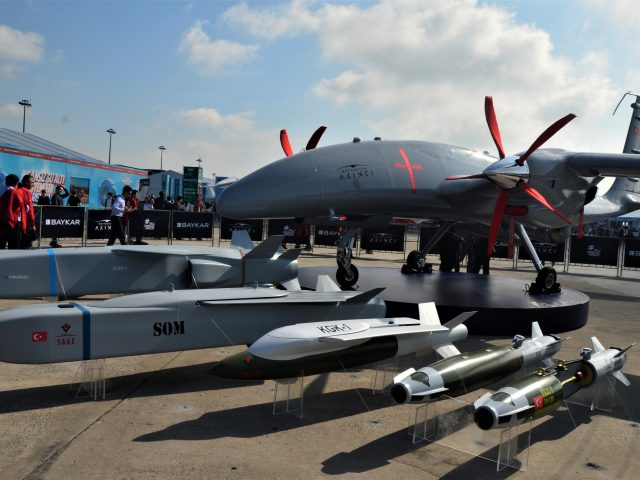 Turkey's new 'Akinci' drones  to expand aerial assault capacity