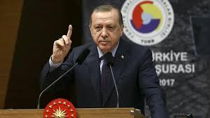 Erdogan: Greece stoking tensions in East Med