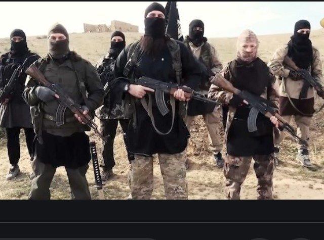 ISIS is using the COVID distraction to rearm and regroup