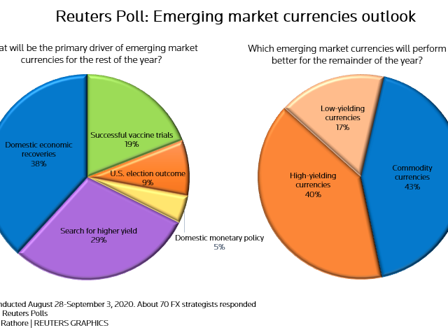 Reuters poll: Dollar wilts, EM FX to rally
