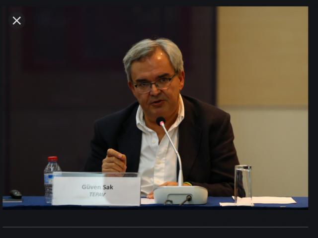 Guven Sak: Turkey is getting older