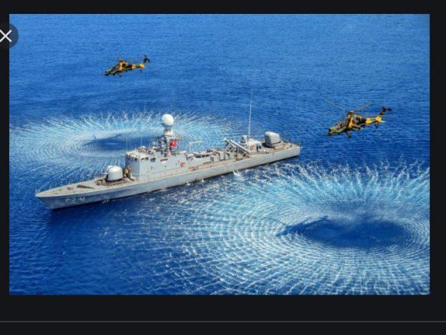 VoA explains Turkey's Blue Homeland naval doctrine