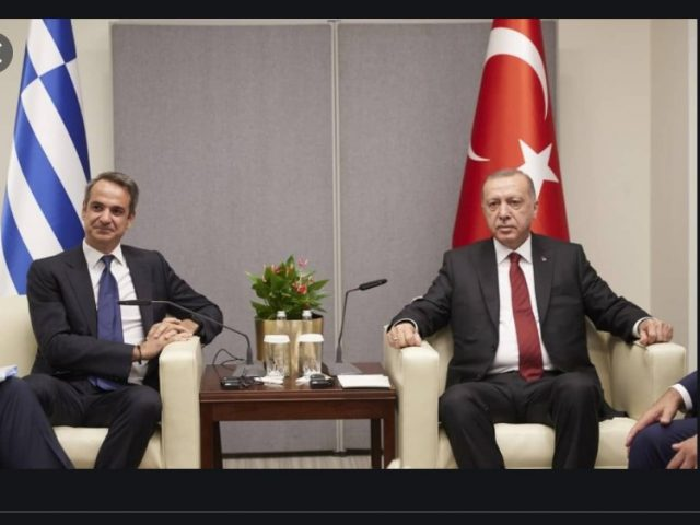 """East Med tensions: Turkey and Greece tune down the rhetoric, launch """"exploratory"""" talks"""