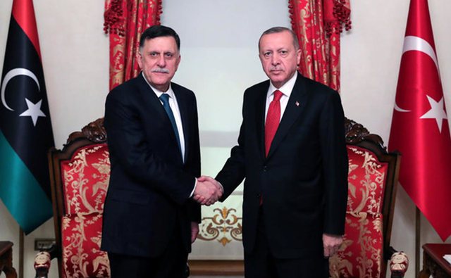 Yasar Yakis: Turkey's Libya project threatened by political developments
