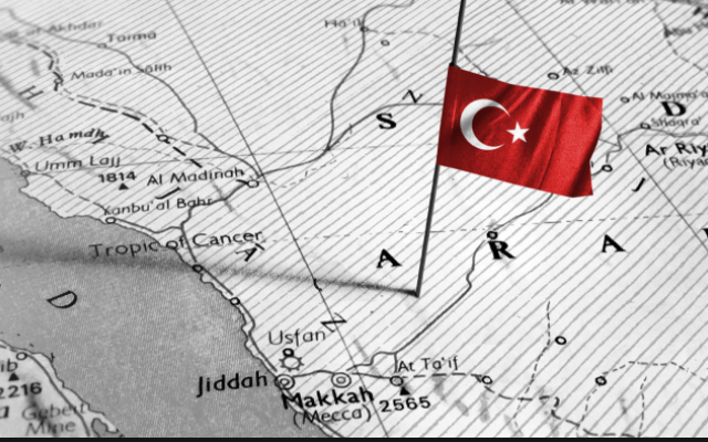 Turkey's self-isolating moves in the region elicits a containment policy