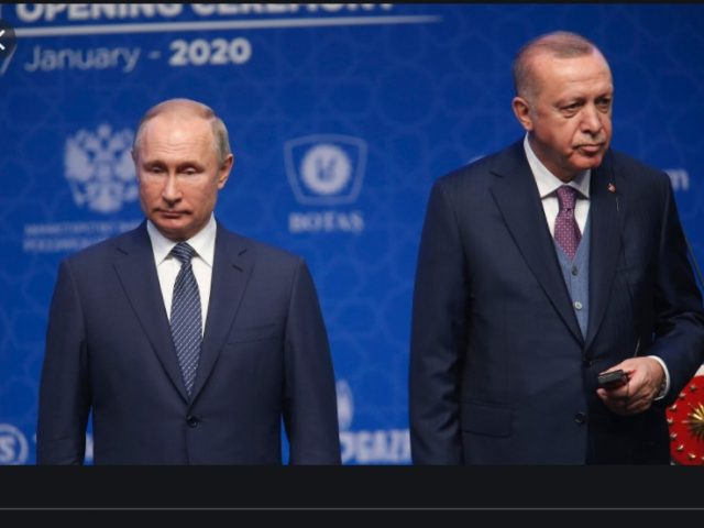 Syria dispute drives a wedge between Turkey and Russia