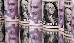 Lira slide towards eight-per-dollar highlights Turkey economic pressure points