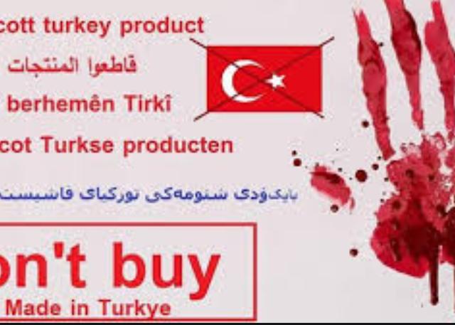 Arab world turns against Turkish exports