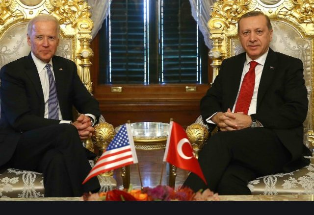 Reuters analysis:  Biden could restore or severe links to Turkey