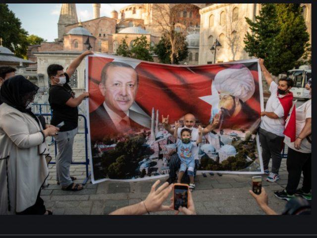 President Erdogan signals another round of culture wars