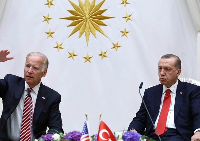 Turkey prepares for worst from Biden Administration