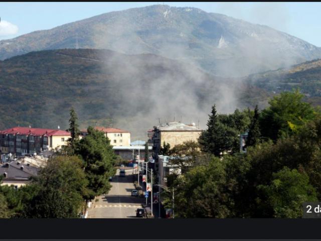 Cease fire in Nagorno-Karabakh tests limits of Erdogan-Putin bromance
