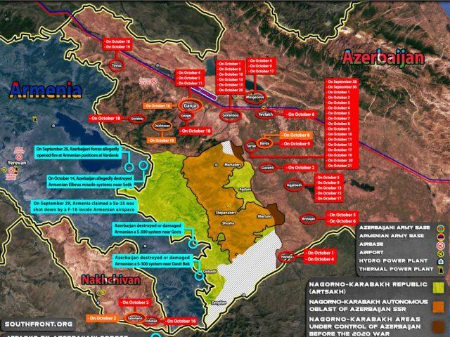 Eurasianet: Armenian forces in Nagorno-Karabakh face a military calamity