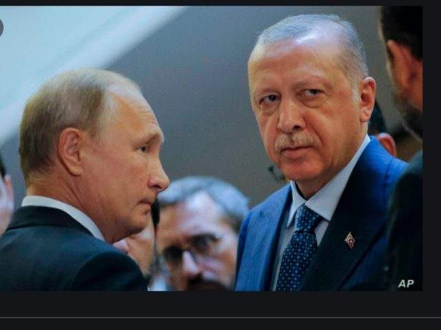 BI: Erdogan is more Putin than Putin