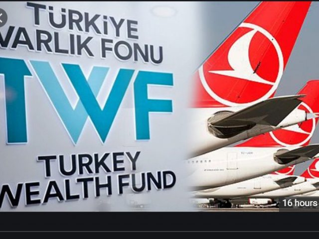 UPDATE: Reuters: Turkey Wealth Fund seeks financial aid for THY