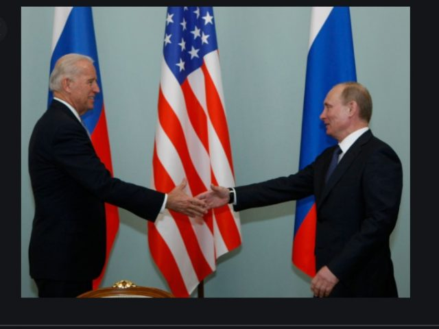 How will Putin and Biden treat each other?