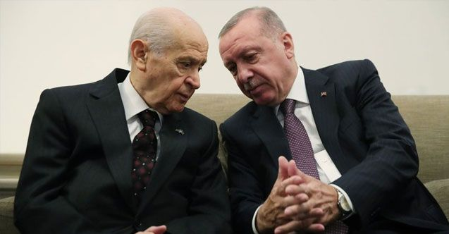 Yetkin: President Erdogan under the tutelage of ultranationalist MHP's leader Bahceli