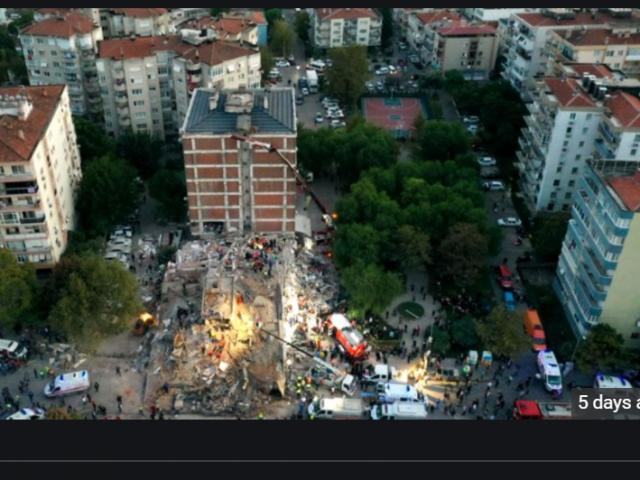 Good Morning From Turkey: Episode 7 (Aegean Sea Earthquake)
